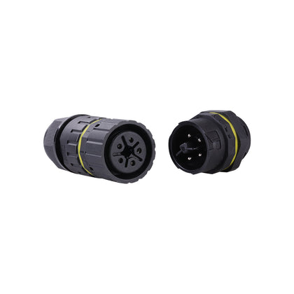 IP68 Waterproof Quick Connector - M20 5 PIN-Connector-K & A Electronics-K and A Electronics