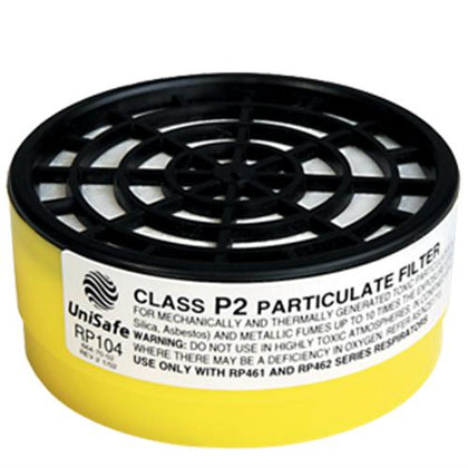 Unisafe RP104 Particle Filter P2-PPE-Unisafe-K and A Electronics