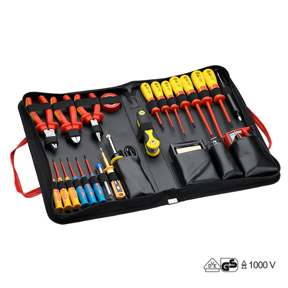 31 Piece Electrician Tool Kit