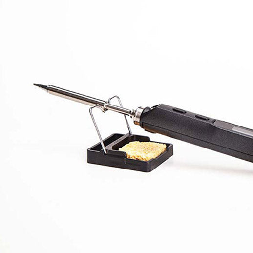 Miniware T-Stand (Ceramic Black) Soldering Iron Stand (Suits TS100 and TS80)