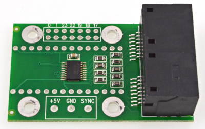 OctoWS2811 Adaptor for Teensy 3.2-4.1-Modules-PJRC-K and A Electronics