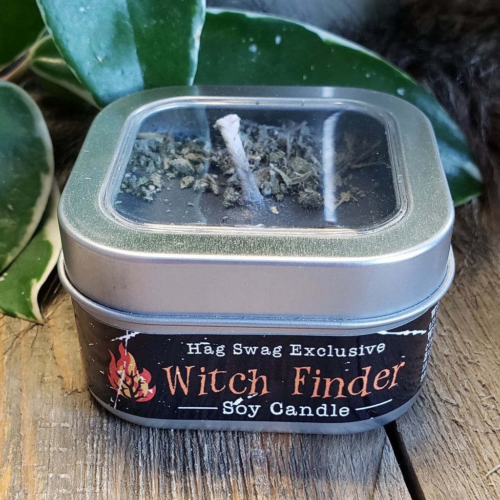 Witch Finder Candle