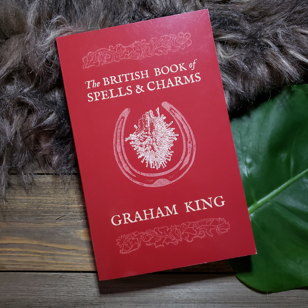 British Book of Spells & Charm