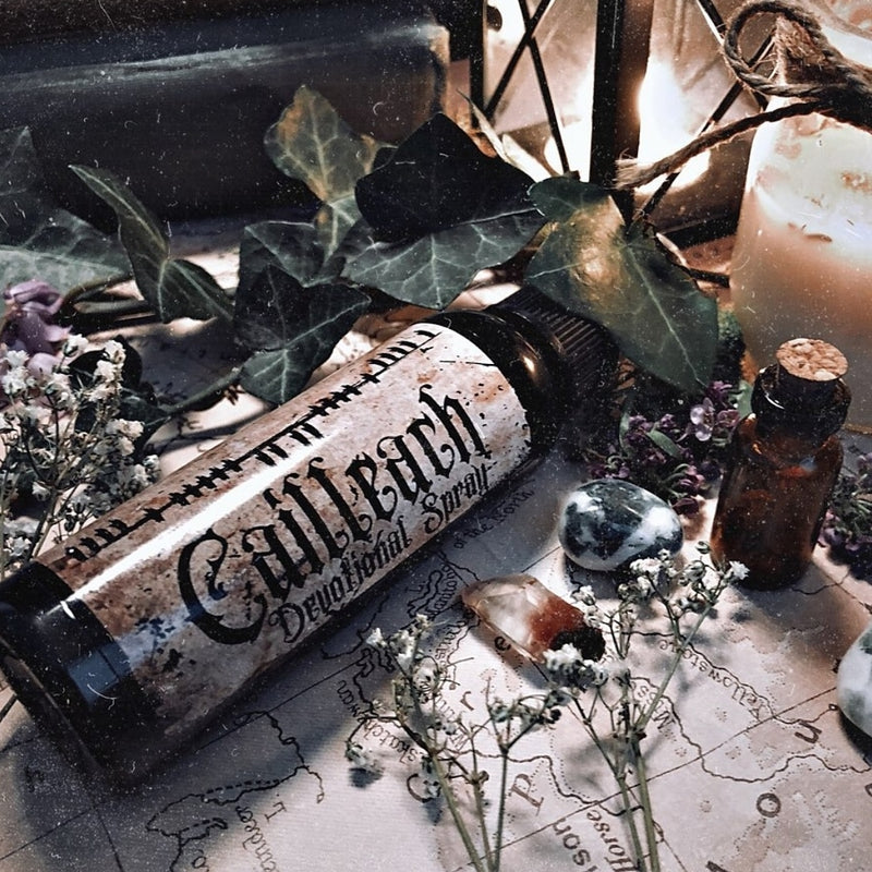 Cailleach Devotional Spray