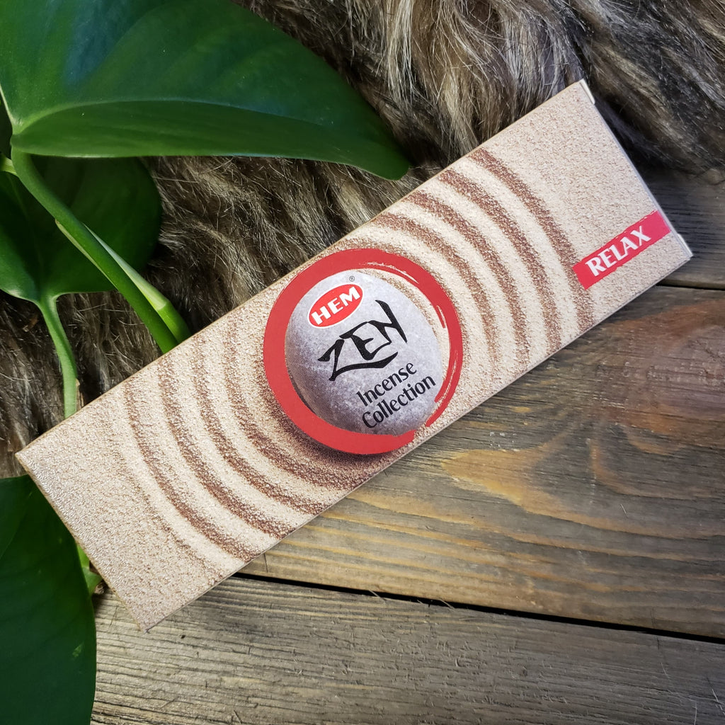 Zen Relax Incense Sticks
