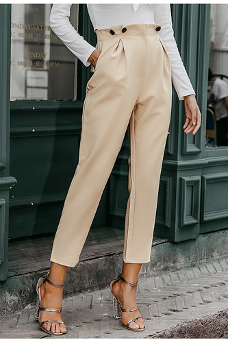 Pantalon PALM beige