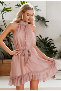 Robe MELLY rose