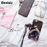 Marble Stone Effect Case Cover