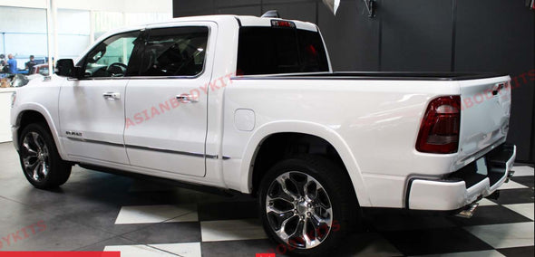 DODGE Ram 1500 2019+ VALVED EXHAUST CATBACK MUFFLER