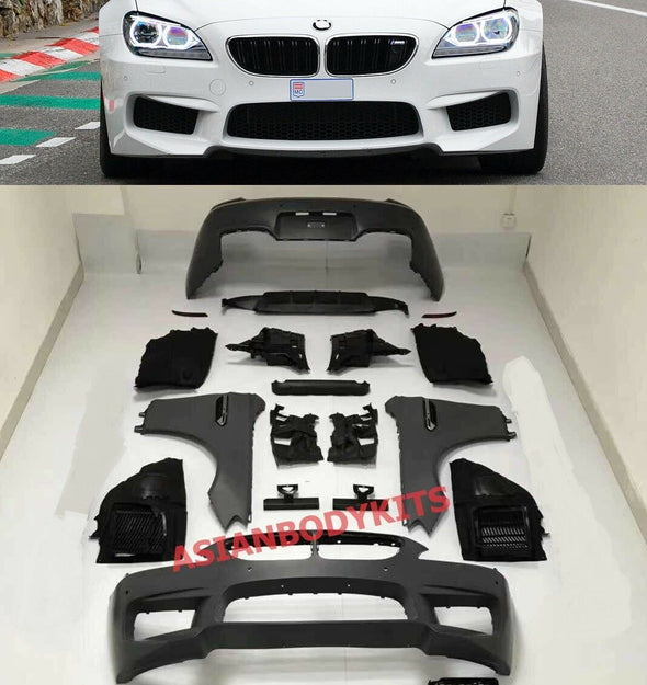 BMW 6 series F12 F13 BODY KIT M6