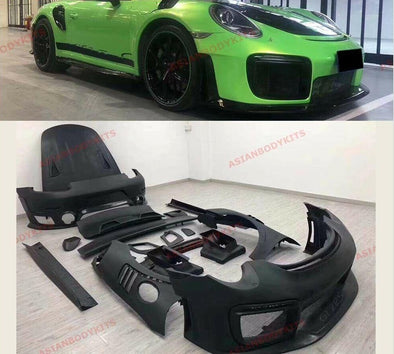 BODY KIT for PORSCHE 911 991.1 992.2 CARRERA 4 S 4S GT2 RS 2011 - 2019