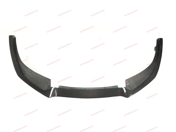 DRY CARBON FIBER FRONT LIP for LAMBORGHINI HURACAN LP 580 2017 - 2020
