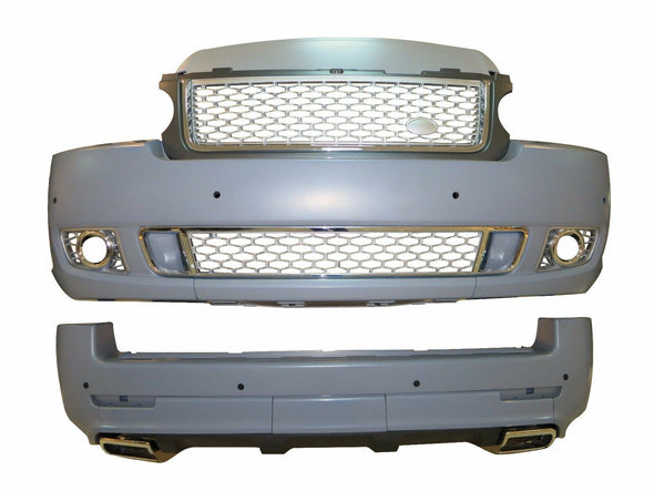 FACELIFT kit for Range Rover VOGUE 02-09 AUTOBIOGRAPHY BODY KIT CONVERSION