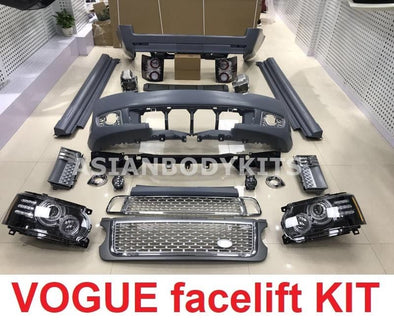 FACELIFT kit for Range Rover VOGUE