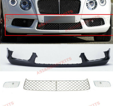 FRONT BUMPER assembly for BENTLEY CONTINENTAL GT GTC 2011-2015