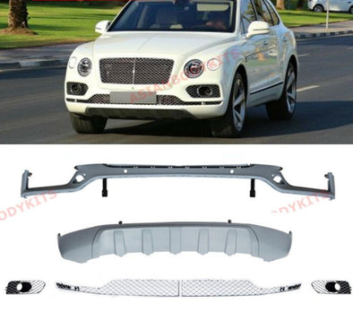 FRONT BUMPER assembly for BENTLEY BENTAYGA 2015+