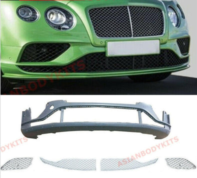 FRONT BUMPER assembly for BENTLEY CONTINENTAL GT GTC 2016 - 2018