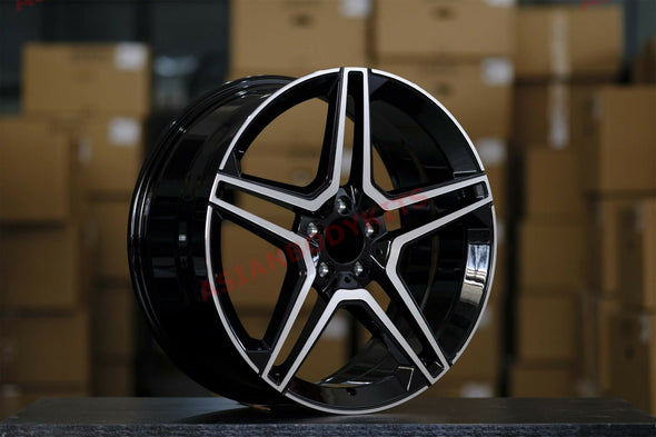 Forged Wheels Rims 22 Inch for MERCEDES BENZ GLE Class V167 2018+ 22X10 22X11