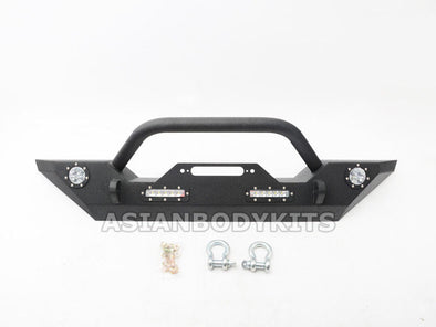 Jeep Wrangler JK FRONT BUMPER with LED DRL