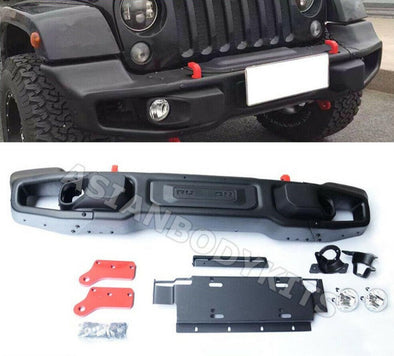 Jeep Wrangler JK FRONT BUMPER with corners