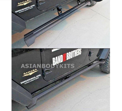 Jeep Wrangler JK SIDE STEP ELECTRIC running boards