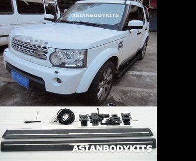 Land Rover Discovery LR3 LR4 SIDE STEP