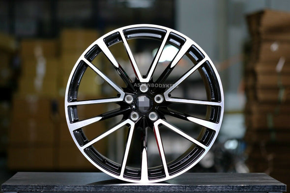 fit Maserati Levante 22 inch FORGED WHEELS rims 22x9 22x10.5 2016 - 2019