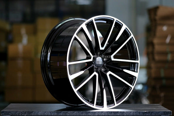 Maserati Levante 22 inch FORGED WHEELS