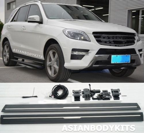 Mercedes Benz ML SIDE STEP ELECTRIC