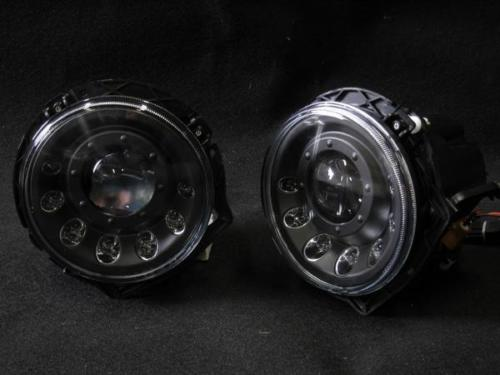 for Mercedes Benz G Class W463 MANSORY Head lights with LED G500 G55 90-06