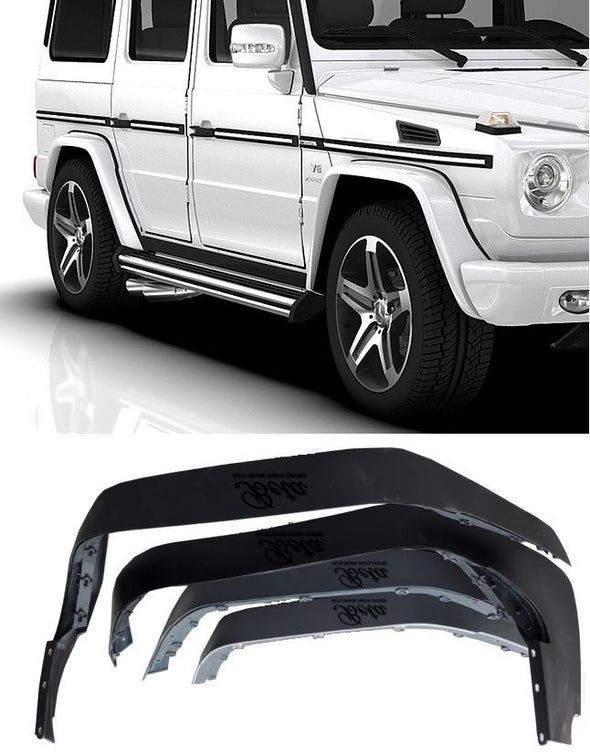 for Mercedes Benz W463 G class G55 Fender Flares 4 pcs