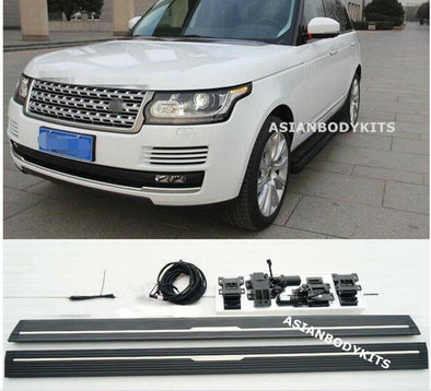 Range Rover Vogue SIDE STEP ELECTRIC Deployable running boards