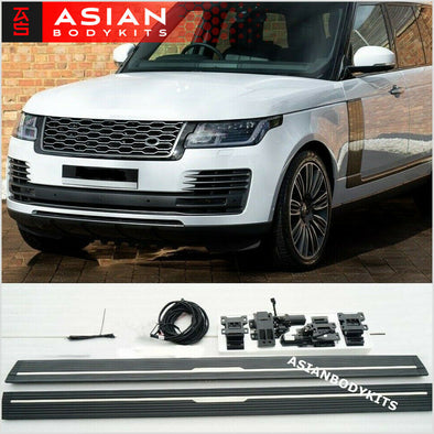 Range Rover Vogue L405  SIDE STEP ELECTRIC running boards