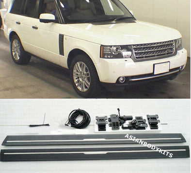 Range Rover Vogue side step