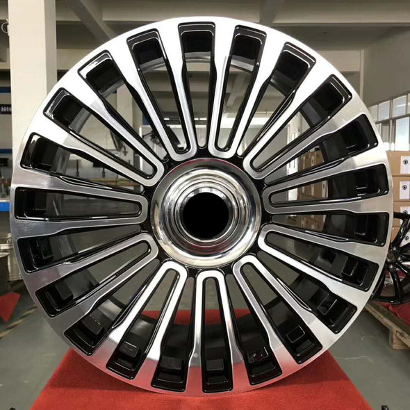 "20"" 21"" 22"" 23"" 24"" inch Forged wheels for Rolls-Royce Cullinan, Ghost, Dawn, Wraith, Phantom, Drophead RR17"