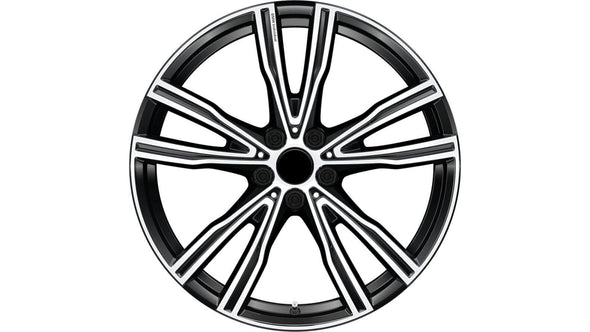 "20"" 21"" 22"" 23"" 24"" FORGED WHEELS V-spoke 730 I for BMW 1, 2, 3, 4, 5, 7, 8, X1, X2, X3, X4, X5, X6, X7, Z4, BMW I, M series"