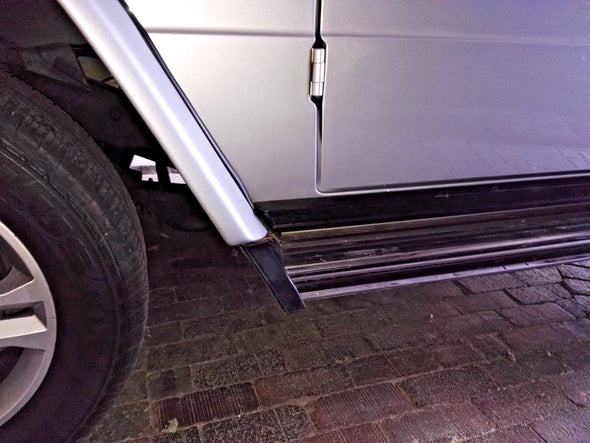 for Mercedes Benz G class G350 G500 G55 G63 Running Boards Side Step Bars