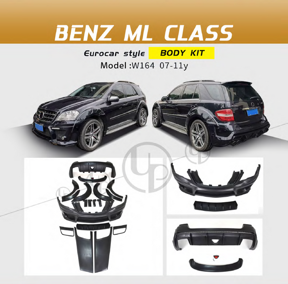 Mercedes Benz Body Kit