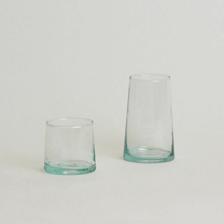 modern moroccan glass medium