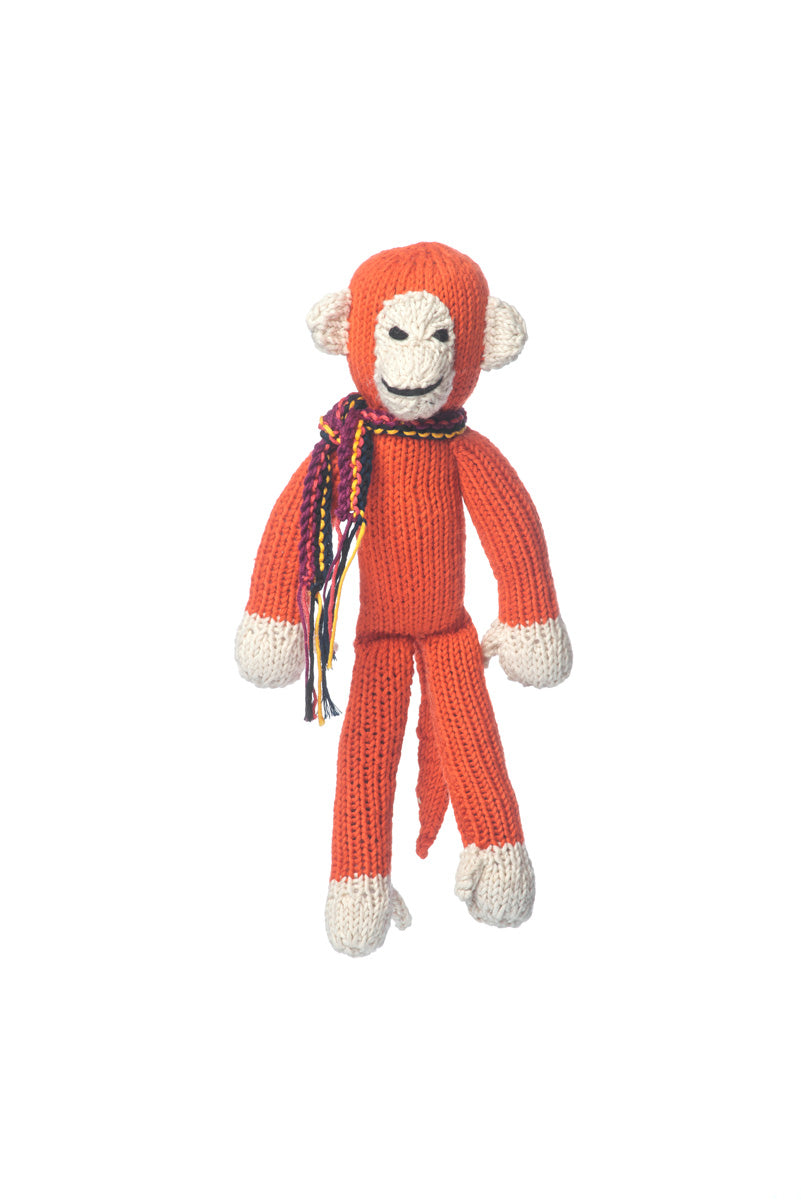 spider monkey small cotton