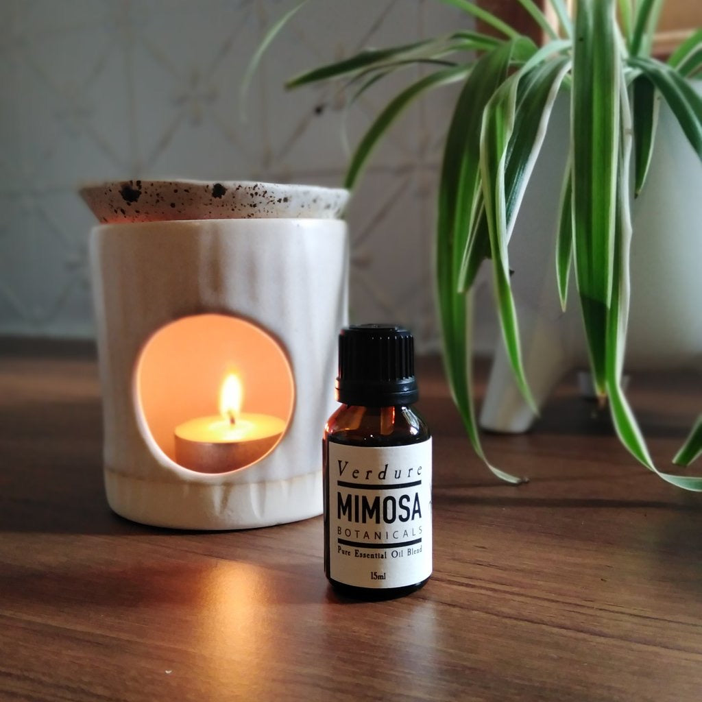 verdure essential oil blend