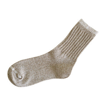 boston silk cotton socks