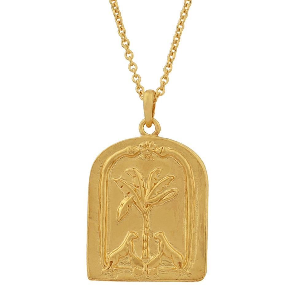 face yourself or run necklace gold