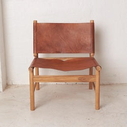 anwar leather chair