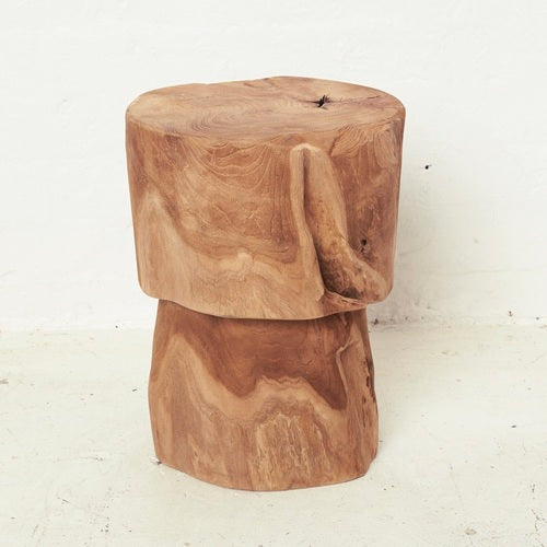 maia wood stool