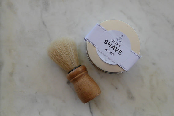 close shave soap