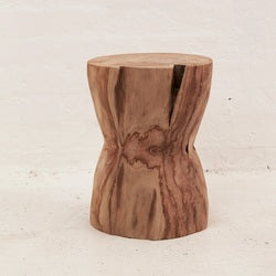 devi wood stool
