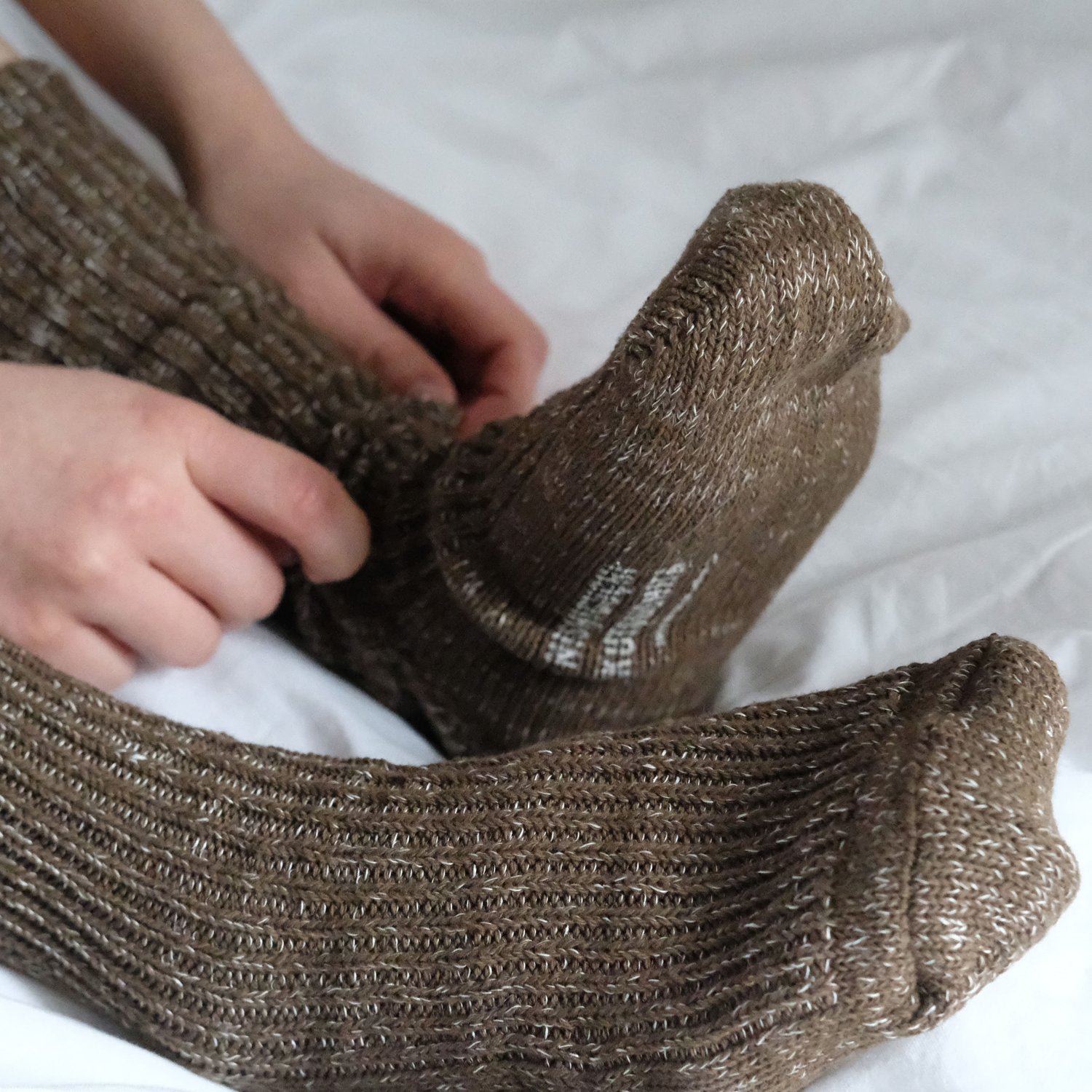 boston hemp cotton socks