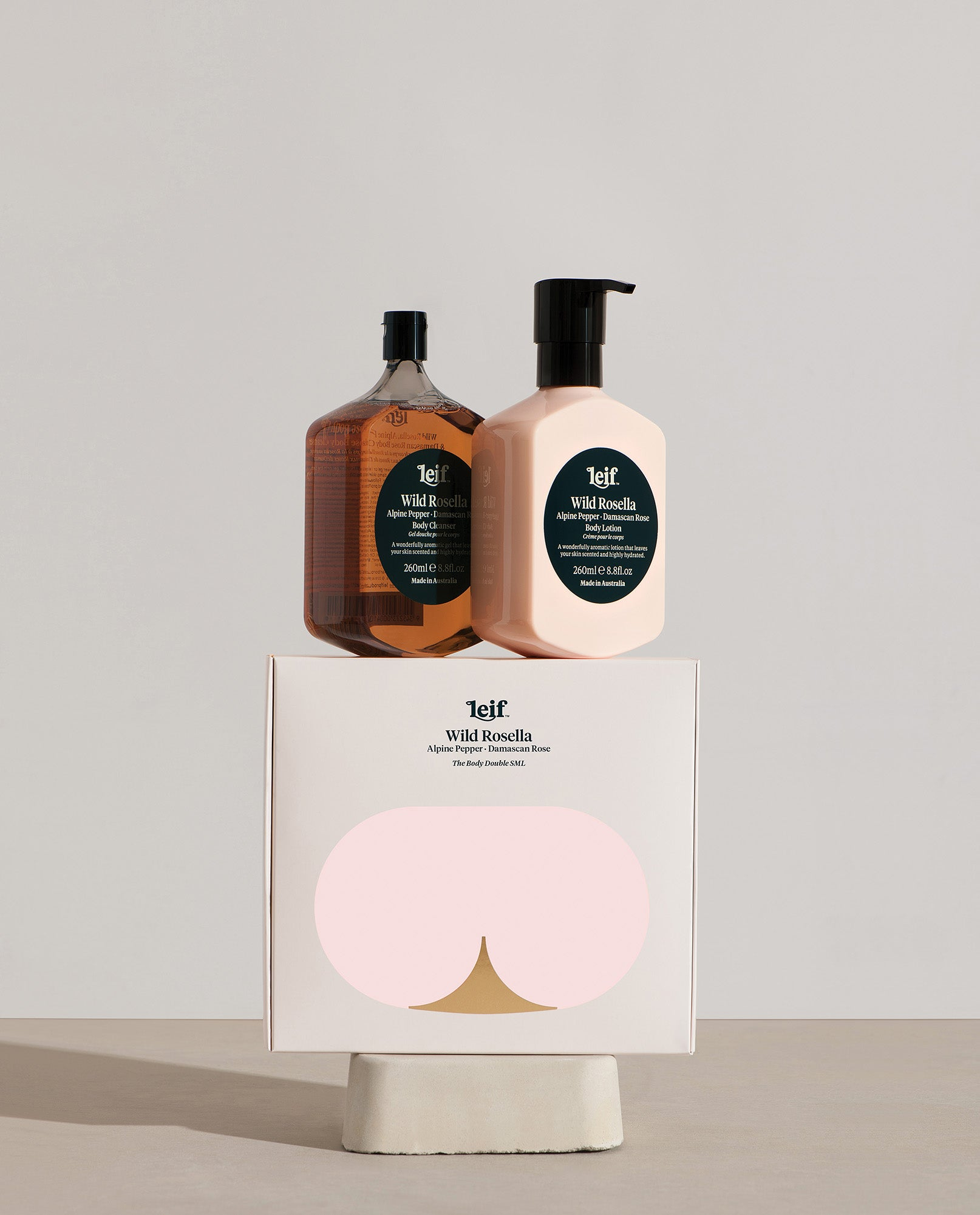 the body double gift box