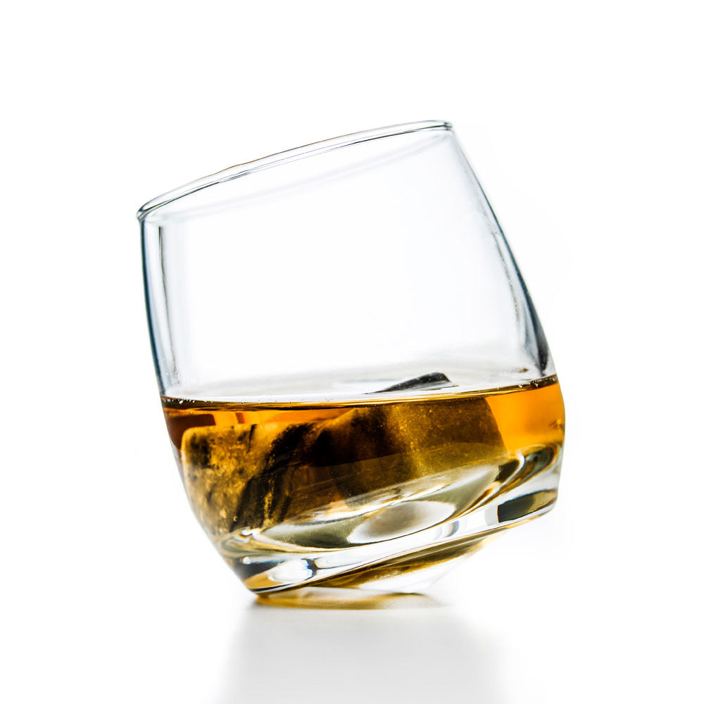 bar whiskey glass set 6